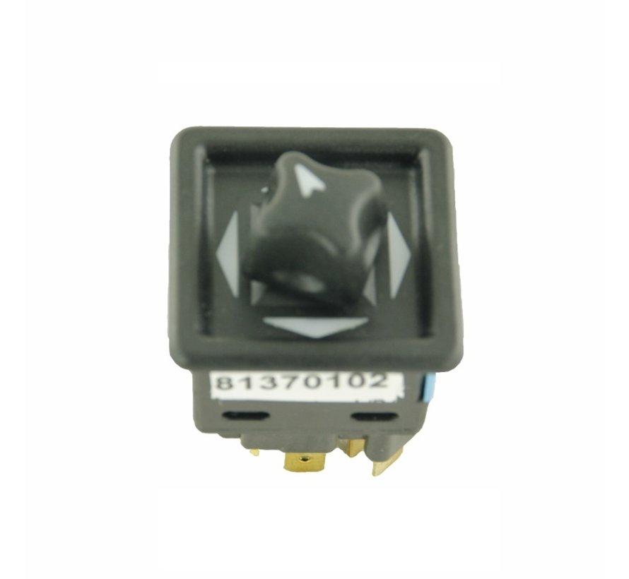 Spiegelschakelaar L/R 24V