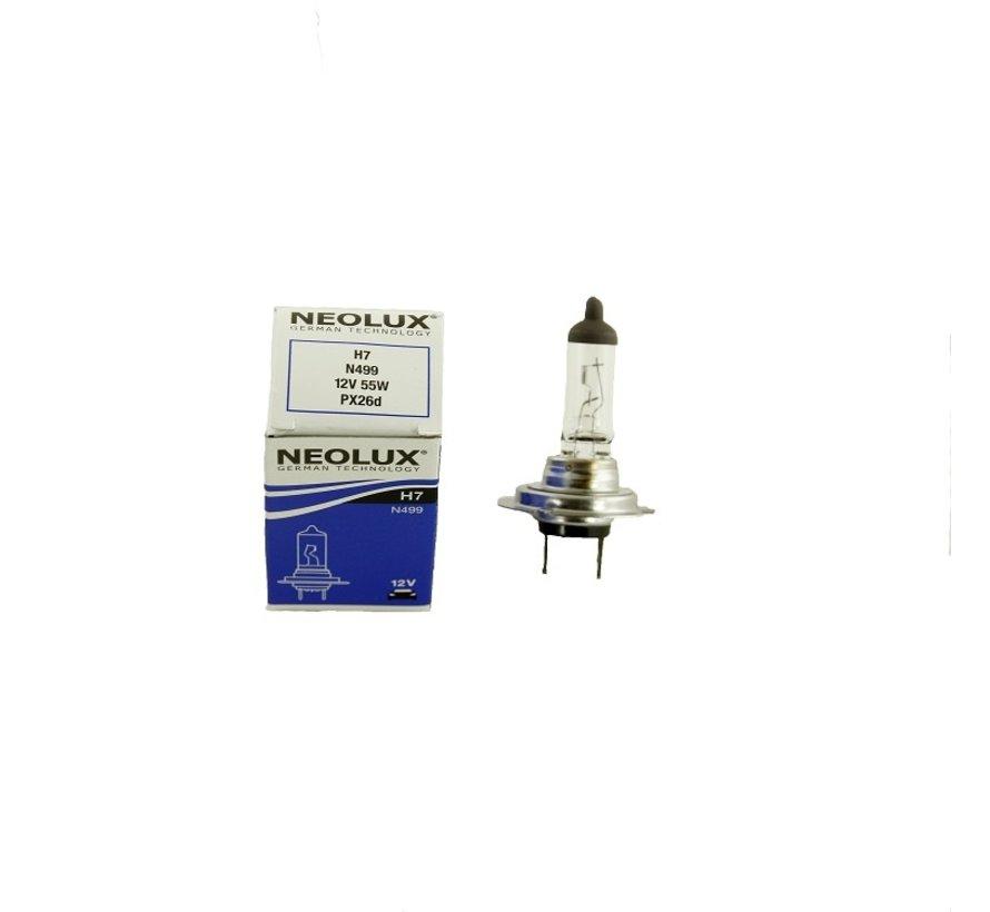Halogenlampe H7/12V-55W