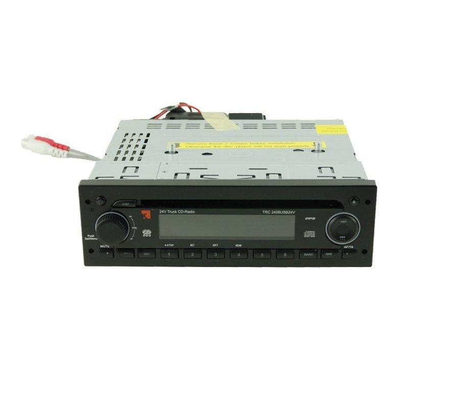Radio/CD Speler