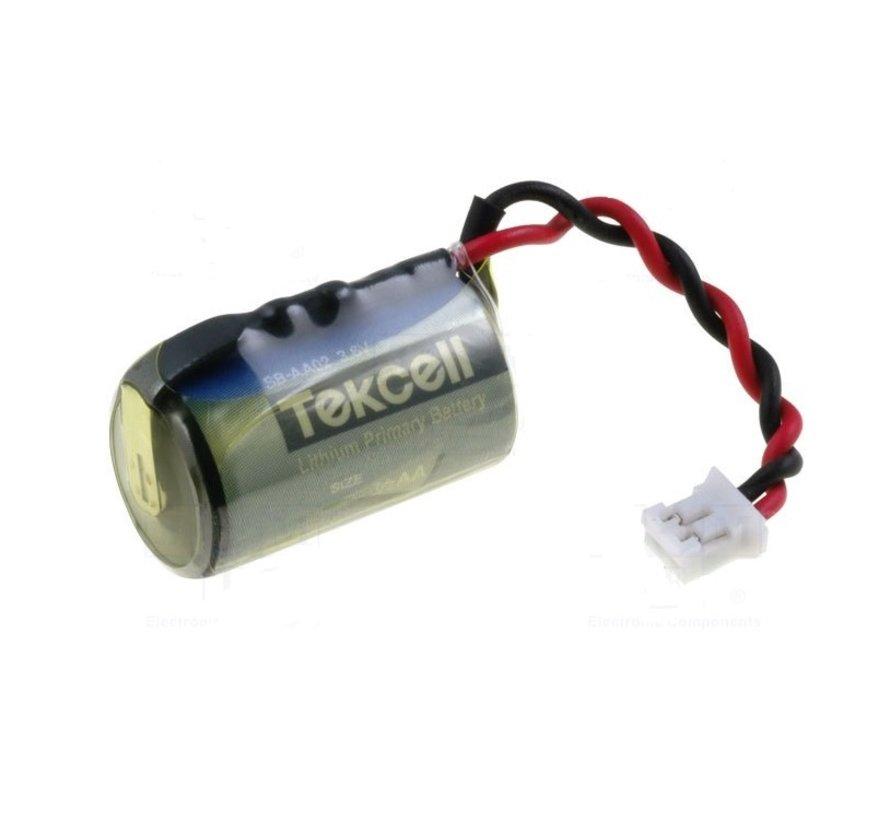 Batterie Lithium 3,6V 1/2AA