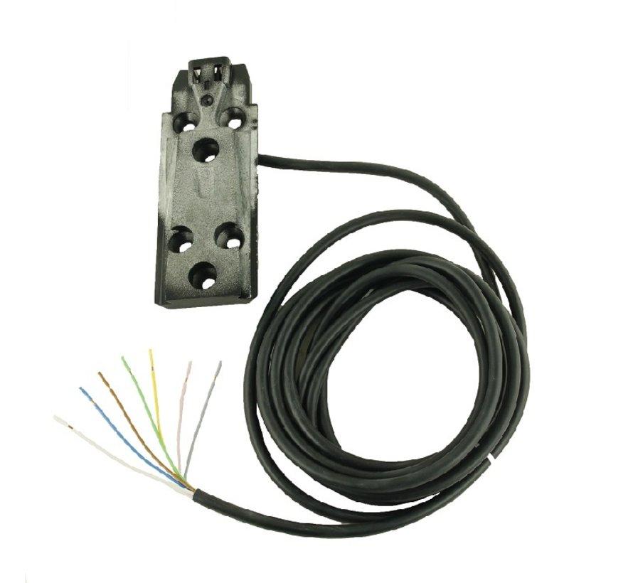 Montagehalterung Kabel 4mtr
