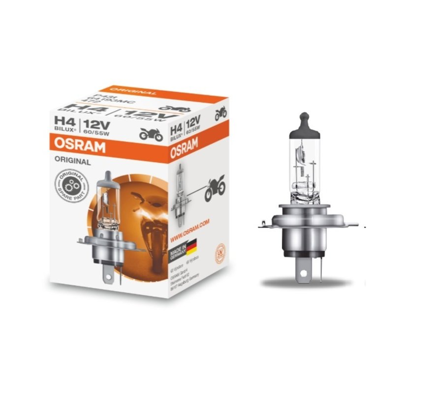 Halogeenlamp H4/12V 68/75W OEM Quality