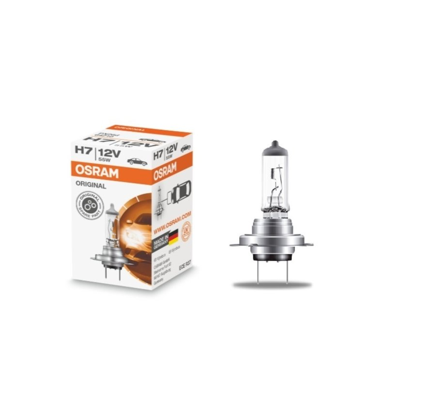 Halogeenlamp H7/12V-55W OEM Quality