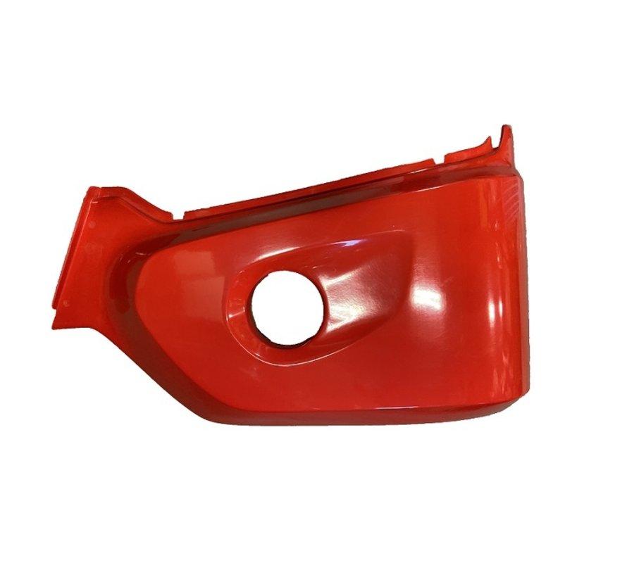Hoek bumper LV (RAL3020)