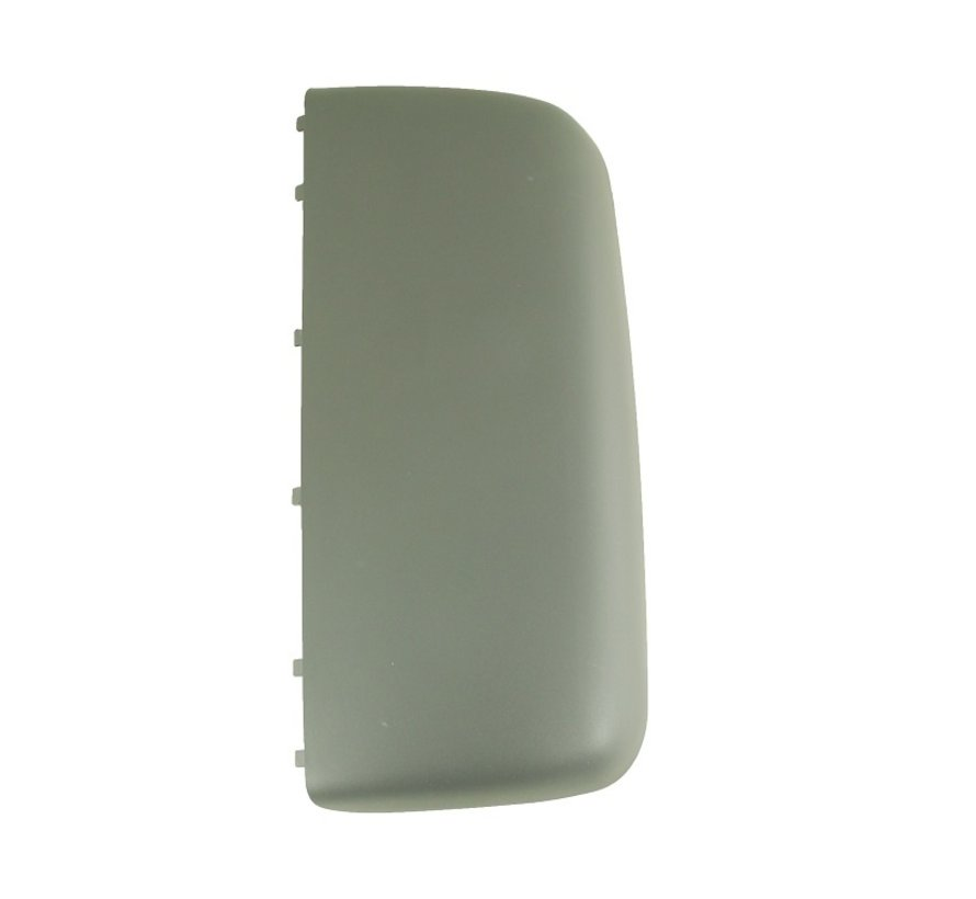 Kunststof kap ABS grijs