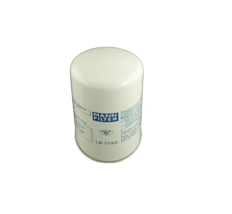 Lucht-olie separatie filter