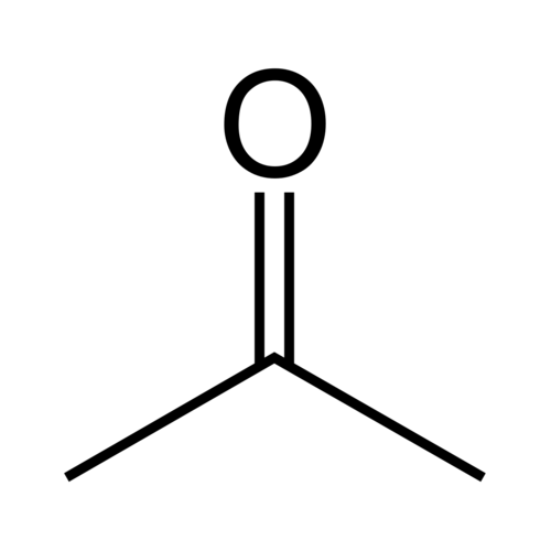 Acetona ≥99,8 %, p.a., ACS, ISO