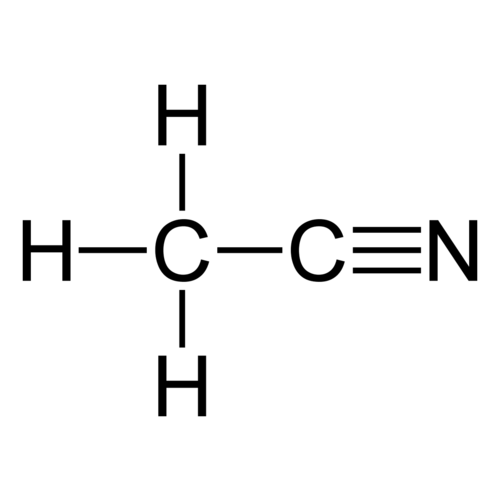 Acetontril ≥99,5 %, for synthesis