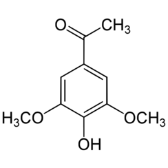 Acetosiringona ≥98%