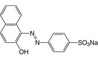 Sal sódica de naranja II (C.I.15510)