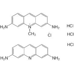 Trypaflavin ≥99 %, für die Biochemie