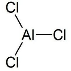 Cloruro de aluminio ≥99%, anhidro, sublimado