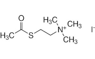 Acetylthiocholiniodid