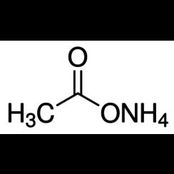 Acetato de amonio ≥96%, extra puro