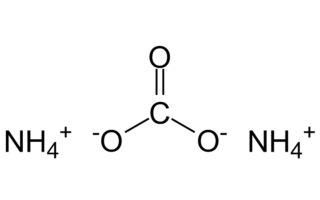 Ammoniumcarbonat