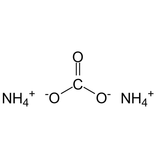 Ammoniumcarbonaat ≥30,5 %, NH3, extra puur