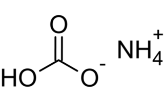 Ammoniumbicarbonat