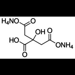 Citrato de hidrógeno de di-amonio ≥98%, extra puro