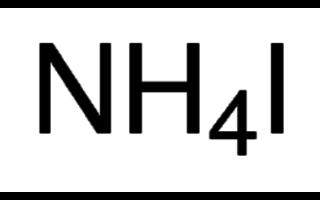 Ammoniumjodide