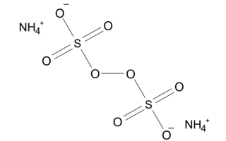 Ammonium persufate