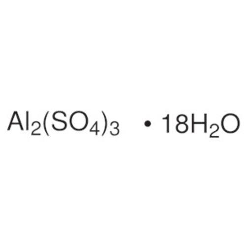 Aluminiumsulfaat octadecahydraat, extra pure