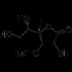 Natrium-L(+)-ascorbat ≥99 %, USP, für die Biochemie