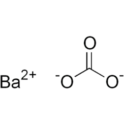 Carbonato de bario ≥99%, extra puro