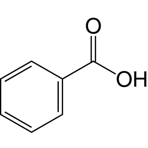 Ácido benzoico ≥99.5%, Ph.Eur., USP, BP