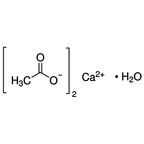 Acetato de calcio monohidrato ≥99%, p.a., ACS