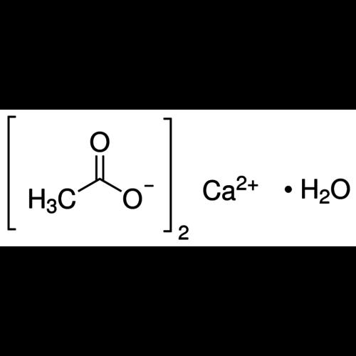 Calciumacetaat monohydraat ≥99 %, p.a., ACS