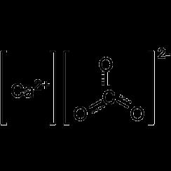 Calciumcarbonat ≥98,5 %, pulv.