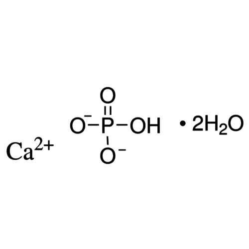 Calciumwaterstoffosfaat dihydraat ≥98 %, Ph.Eur., USP
