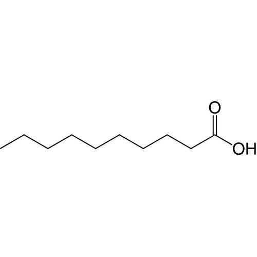 Decaanzuur ≥98 %, for synthesis