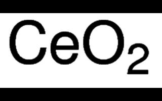Óxido de cerio (IV)