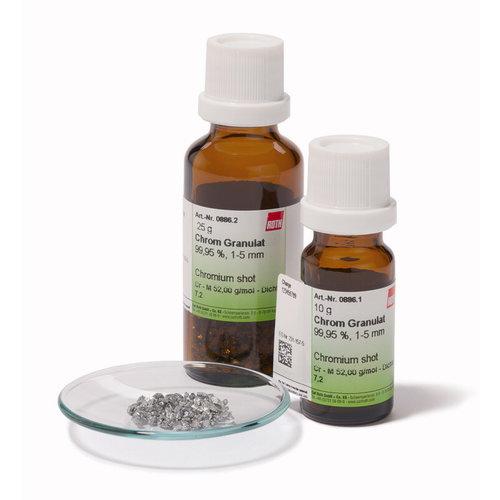Chroom korrels ≥99,95 %, 1-5 mm