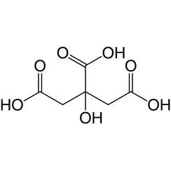 Ácido cítrico ≥99,5%, p.a., ACS, anhidro