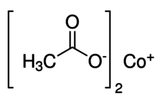 Acetato de cobalto (II)