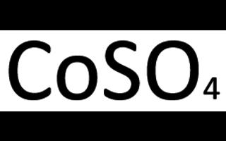 Sulfato de cobalto (II)
