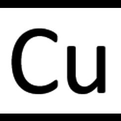 Copper, nano ≥99 %, <100 nm