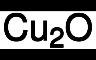 Óxido de cobre (I)