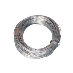 Zinc wire Ø 1 mm. 99.9985%