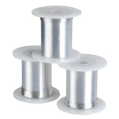 Indium draht Ø 1 mm. 99.998+%