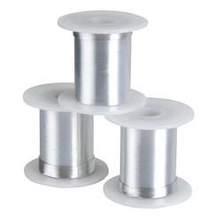Indiumdraad Ø 1 mm. 99.998+%