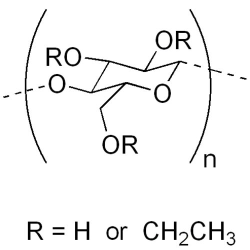 Ethylcellulose ca. 50 cP, reinst