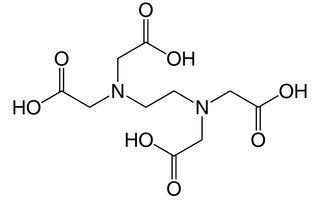 Ethyleendiaminetetraazijnzuur (EDTA)