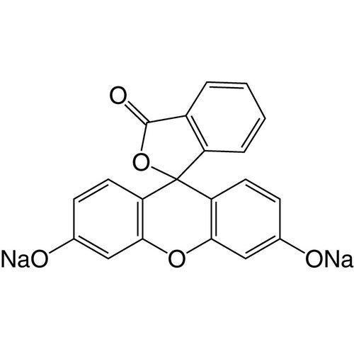 Fluoresceïne natriumzout (C.I. 45350)