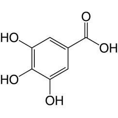 Ácido gálico ≥98%, p.a., ACS, anhidro