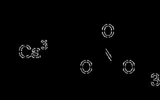 Nitrato de galio (III)