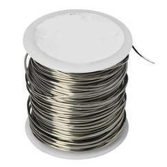 Nikkeldraad Ø 0.5 mm. 99.98%