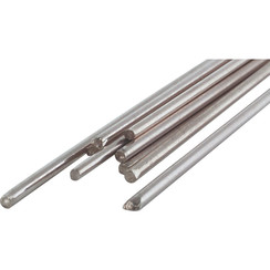 Tin rod, 12.7mm (0.5 in.) dia., 99.98%